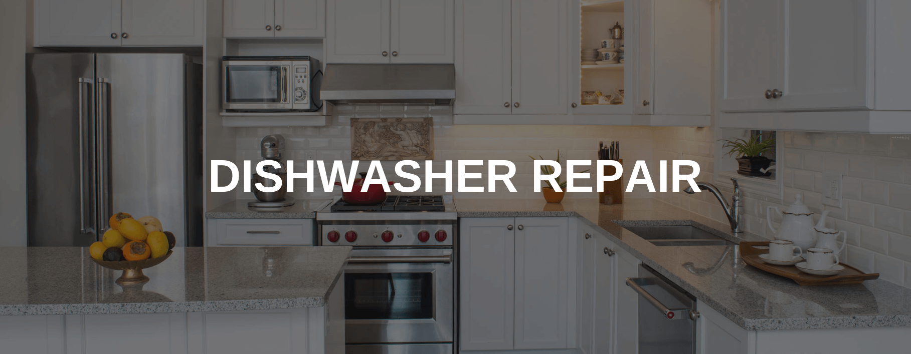 dishwasher repair hoboken